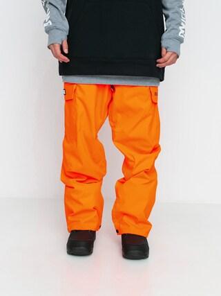 DC Banshee Snowboard pants (shocking orange)