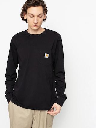 Carhartt WIP Pocket Longsleeve (black)