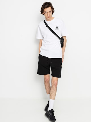Carhartt WIP Peace State T-shirt (white/black)