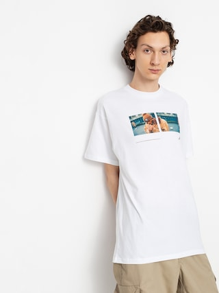 Carhartt WIP Backyard T-shirt (white)