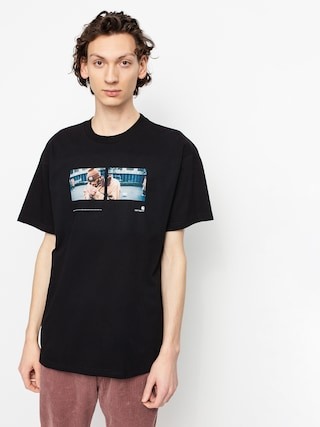 Carhartt WIP Backyard T-shirt (black)
