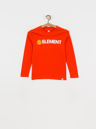 Element Blazin Longsleeve (red clay)