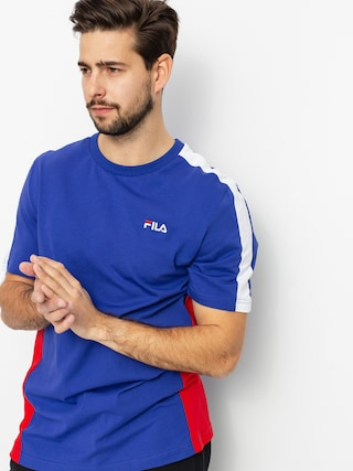 Fila Altan T-shirt (clematis/true red/bright white)