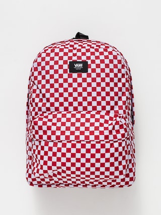 Vans Old Skool III Backpack (chili pepper checkerboard)