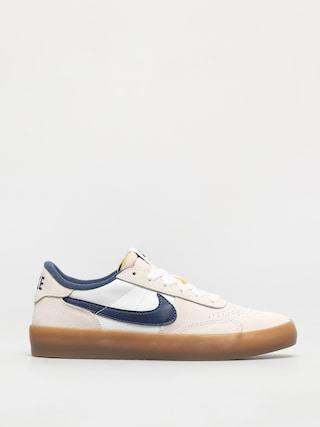 Nike SB Heritage Vulc Shoes (summit white/navy white gum light brown)