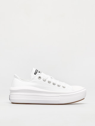Converse Chuck Taylor All Star Move Ox Shoes Wmn (optical white)