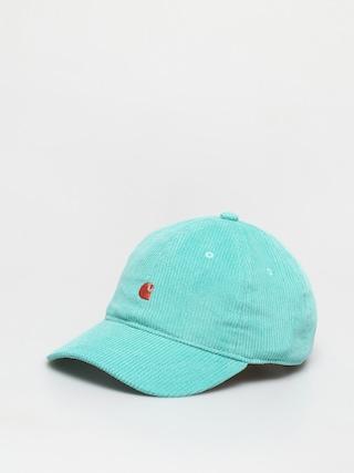 Carhartt WIP Harlem ZD Cap (bondi/shrimp)