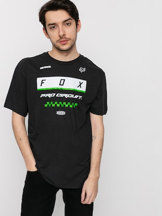 Fox Pc Block T-shirt (blk)