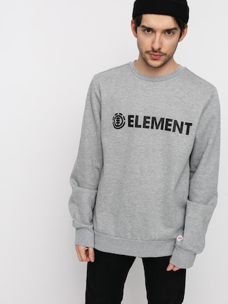 Element Sweatshirt Blazin Crew (grey heather)