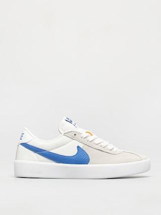 Nike SB Bruin React Shoes (summit white/signal blue summit white)