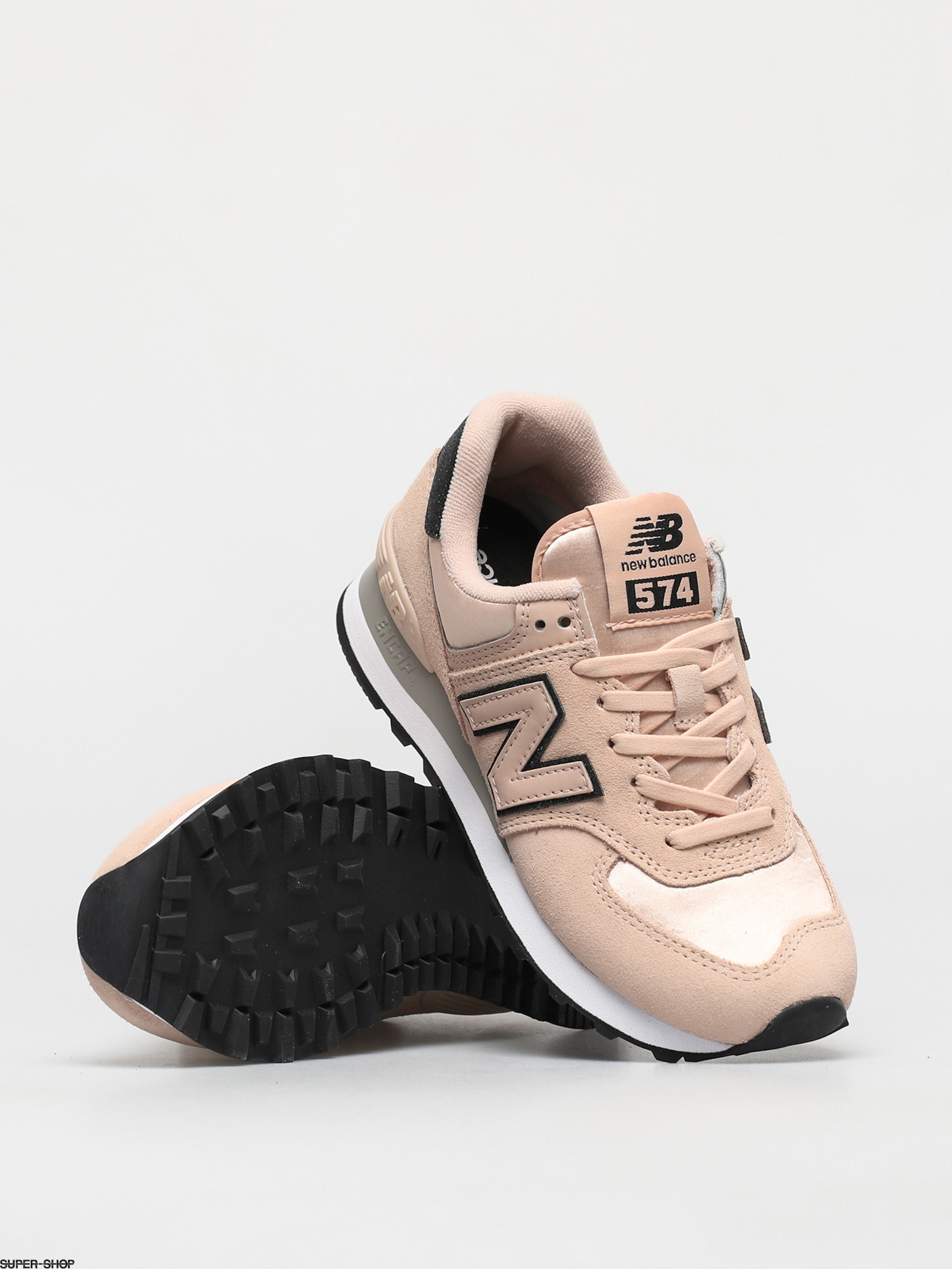 New Balance 574 Shoes Wmn (rosewater)