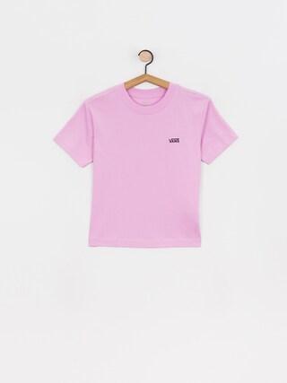 Vans Junior V Boxy T-shirt Wmn (orchid)