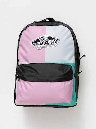Vans Realm Backpack Wmn (orchid patchwork)