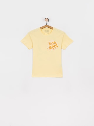 Volcom M. Loeffler Fa T-shirt (dawn yellow)