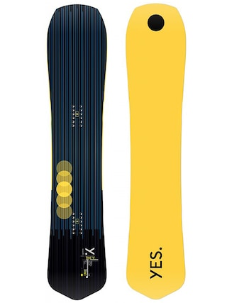 Yes The Y Snowboard (yellow/black)