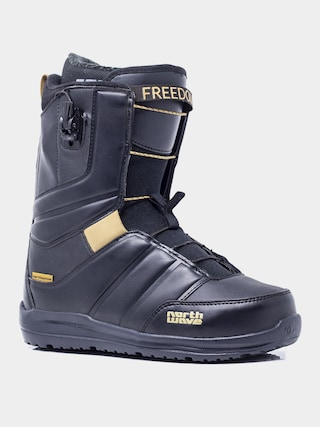 Northwave Freedom Sl Snowboard boots (black rubber)
