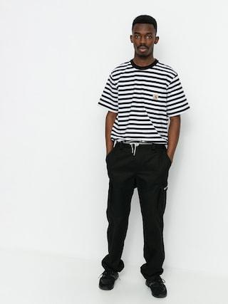 Carhartt WIP Scotty Pocket T-shirt (scotty stripe black/white)