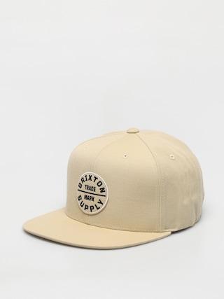 Brixton Oath III Snapback Cap (vanilla)