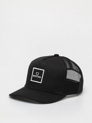 Brixton Alpha Block X C Mp Mesh ZD Cap (black)