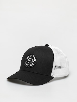 Brixton Crest X Mp Mesh ZD Cap (black)