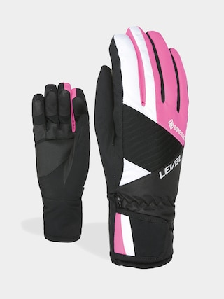 Level Force Jr Gore Tex Gloves (fucsia)