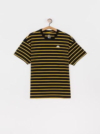 Nike SB YD Strip T-shirt (black/university gold)