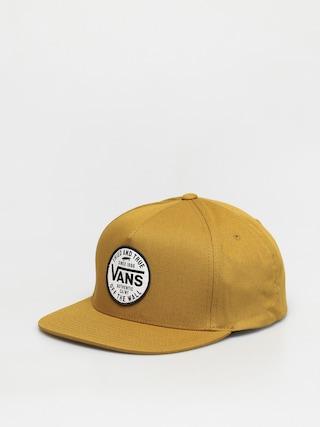 Vans Logo Pack Cap (dried tobacco)