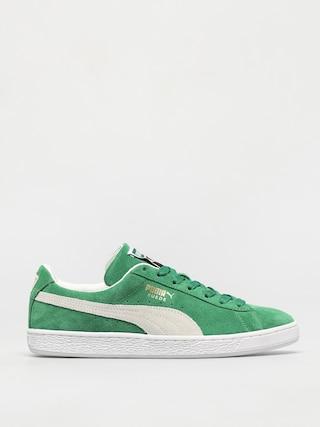 Puma Suede Teams Shoes (green)