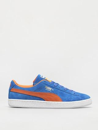Puma Suede Teams Shoes (blue)