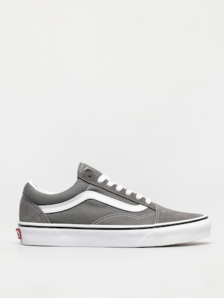 Vans Old Skool Shoes (pewter/true white)