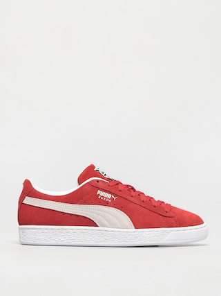 Puma Suede Classic XXI Shoes (red)