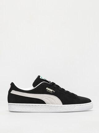 Puma Suede Classic XXI Shoes (black)