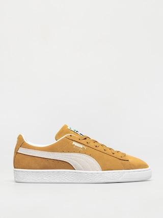 Puma Suede Classic XXI Shoes (brown)