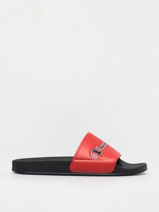Champion Slide M Evo Script S21209 Flip-flops (nny/red)