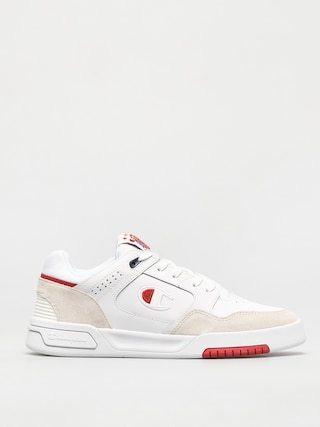 Champion Low Cut Classic Z80 Low S21647 Shoes (wht/red)