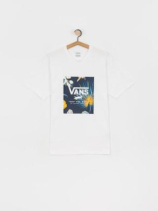 Vans Classic Print Box T-shirt (califas/white)