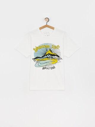Brixton Calavera X Stt T-shirt (white)