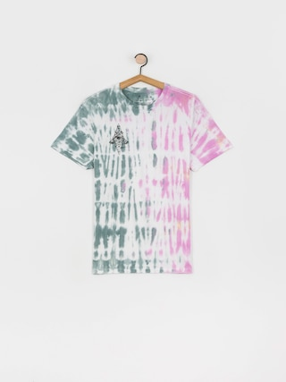 Brixton Bb Bohemian Tlrt T-shirt (green/red)