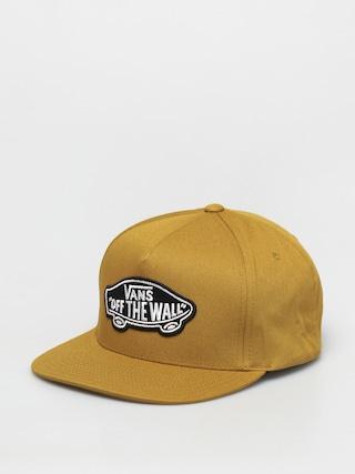 Vans Classic Patch Cap (dried tobacco)