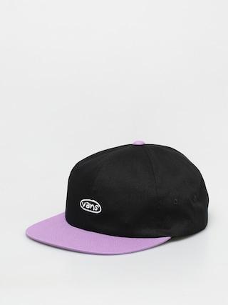 Vans Seasonal Color Jockey Cap (black/english lavender)