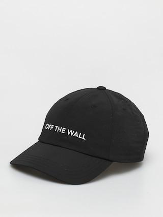 Vans Nylon Court Side Cap Wmn (black)