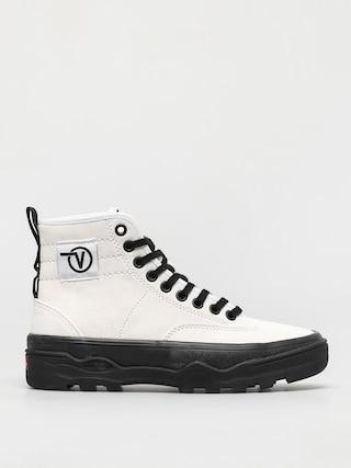 Vans Sentry Wc Shoes (suede true white/black)