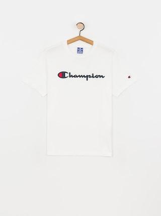 Champion Crewneck 214194 T-shirt (wht)