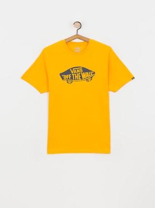 Vans Otw T-shirt (saffron/dress blues)