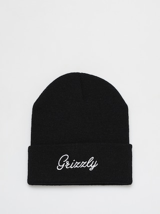 Grizzly Griptape Grizzly Script Beanie (black)