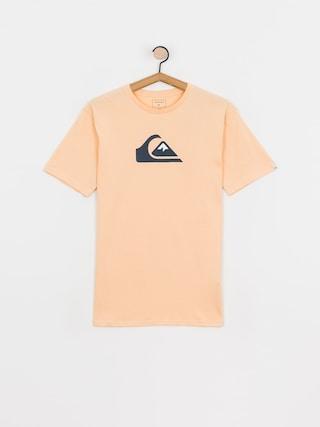 Quiksilver Comp Logo T-shirt (apricot)
