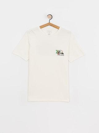 Quiksilver Informal Disco T-shirt (snow white)