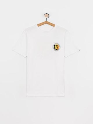 Quiksilver Mellow Phonic T-shirt (white)