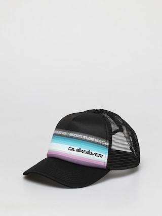 Quiksilver Sun Faded Trucker ZD Cap (black)