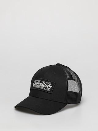 Quiksilver Big Rigger ZD Cap (black)